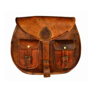 NICK & NICHE Women's Genuine Leather Sling Cross-Body Purse